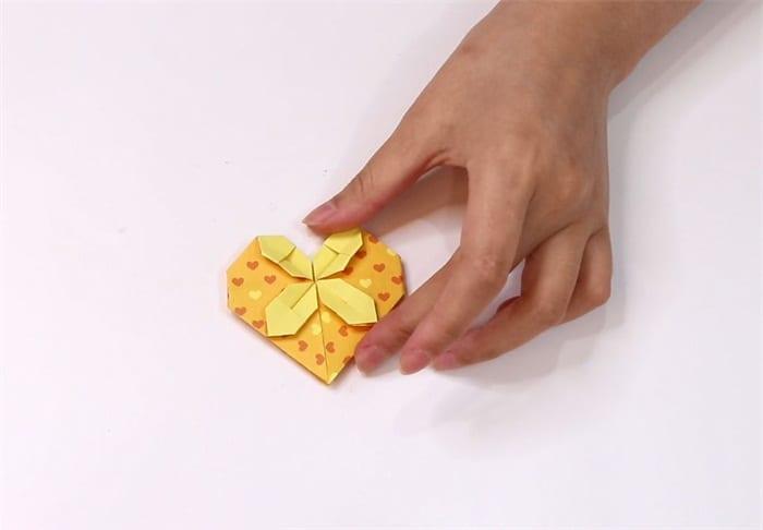 Love Four Leaf Clover Origami Tutorialnum