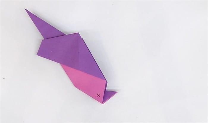 Dove Origami Tutorialnum