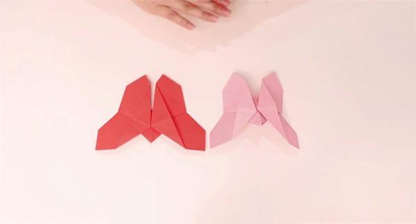 Butterfly Origami Tutorialnum
