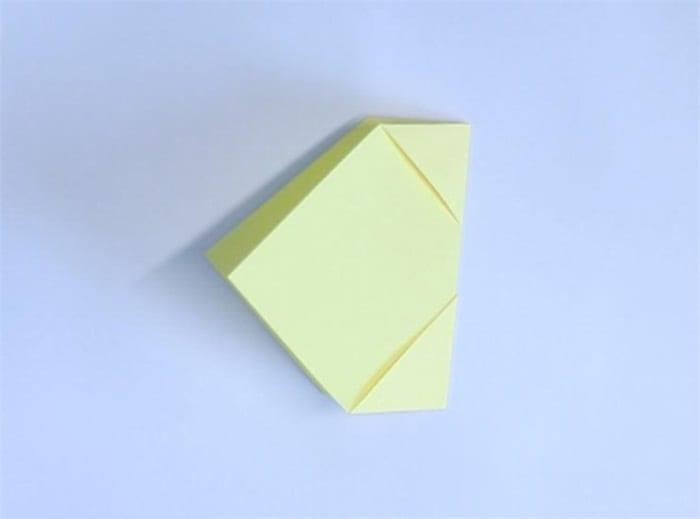 Simple penguin origami tutorialnum